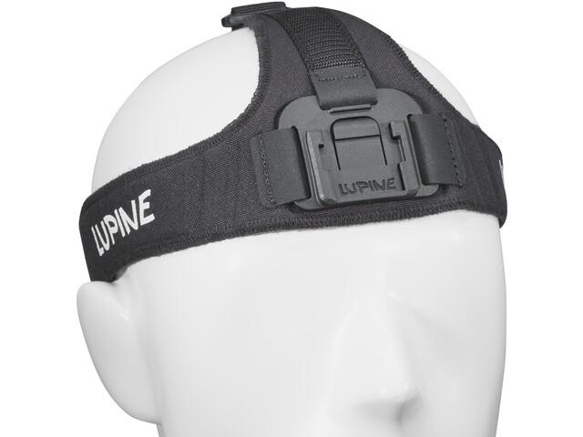 Lupine Piko/Blika FrontClick Headband HeavyDuty
